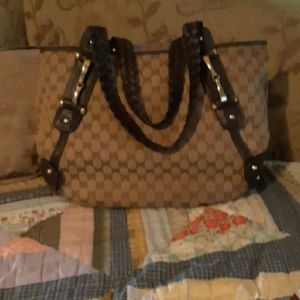 Gucci Bags - Vintage Gucci large purse